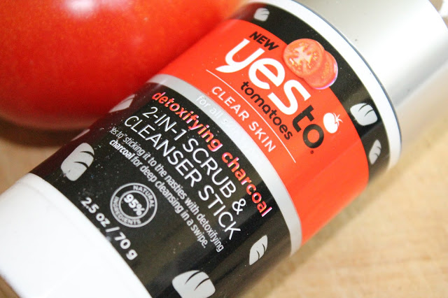 Exfoliant Yes to Tomatoes Original Beauty Awards 2019 - Catégorie Visage