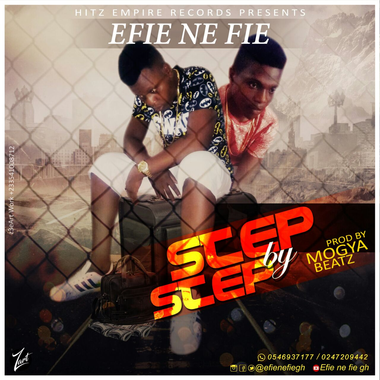 EFIE NE FIE 2 - AKAN GHANA MOVIES LATEST GHANAIAN MOVIES