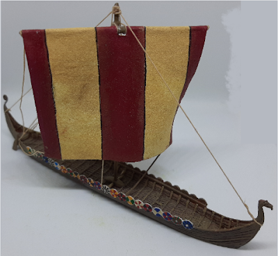 Viking Longship picture 1