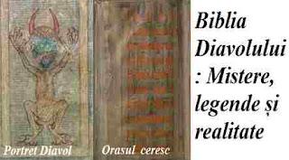Biblia Diavolului - Mistere, legende și realitate