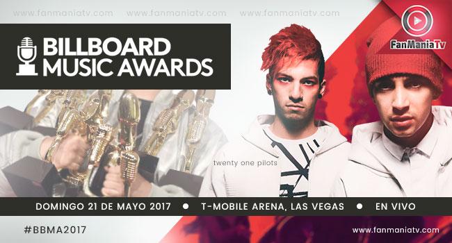 Ver Online Billboard Music Awards 2017 Este 21/05/17 En Vivo y Gratis