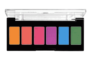 NYX Professional Makeup Ultimate Edit Mini Eyeshadow Palette