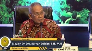 Mantan Jenderal Sebut Ada Kelompok Persatuan LGBT TNI-Polri, Pangkat Terendah Jadi Korban