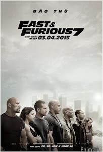 Quá Nhanh Quá Nguy Hiểm 7 - Fast & Furious 7 (2015)