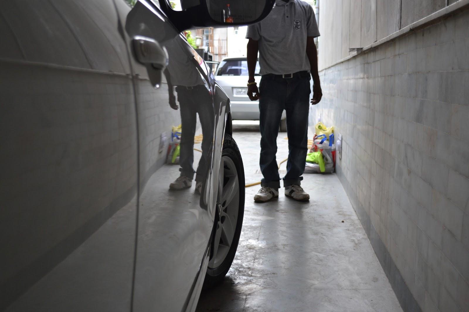 Car Spa Services In Mumbai