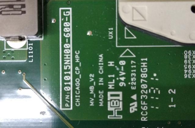 CHICAGO_CP_HPC_MV_MB_V2 INTEL HP 430 Laptop Bios