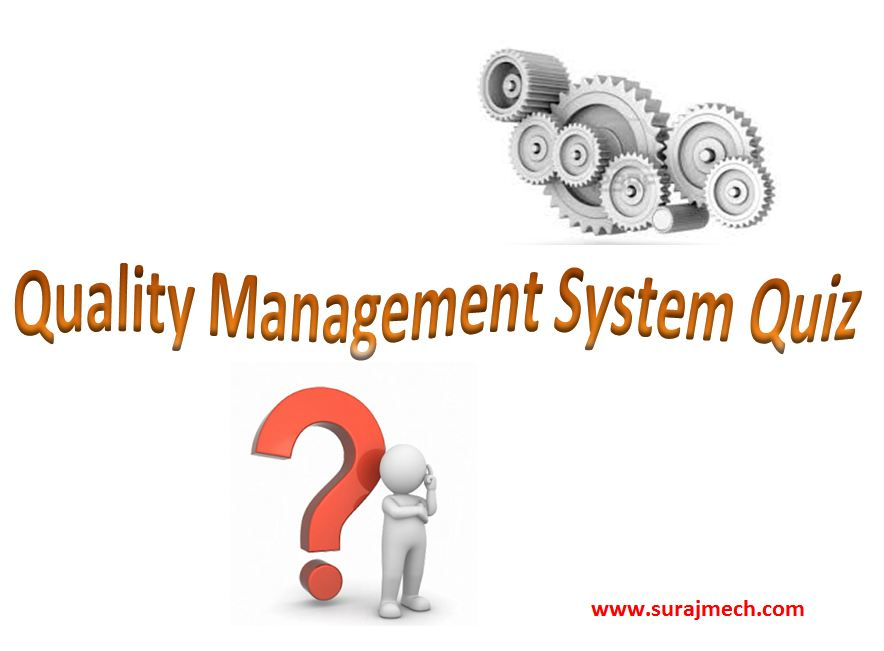 Quality Management System Quiz
