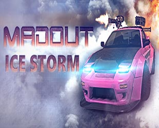 Download MadOut Ice Storm PC RIP Version