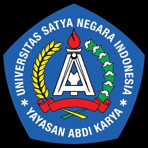 Cara Pendaftaran Online Penerimaan Mahasiswa Baru (PMB) Universitas Satya Negara Indonesia (USNI) Jakarta - Logo Universitas Satya Negara Indonesia (USNI) Jakarta PNG JPG