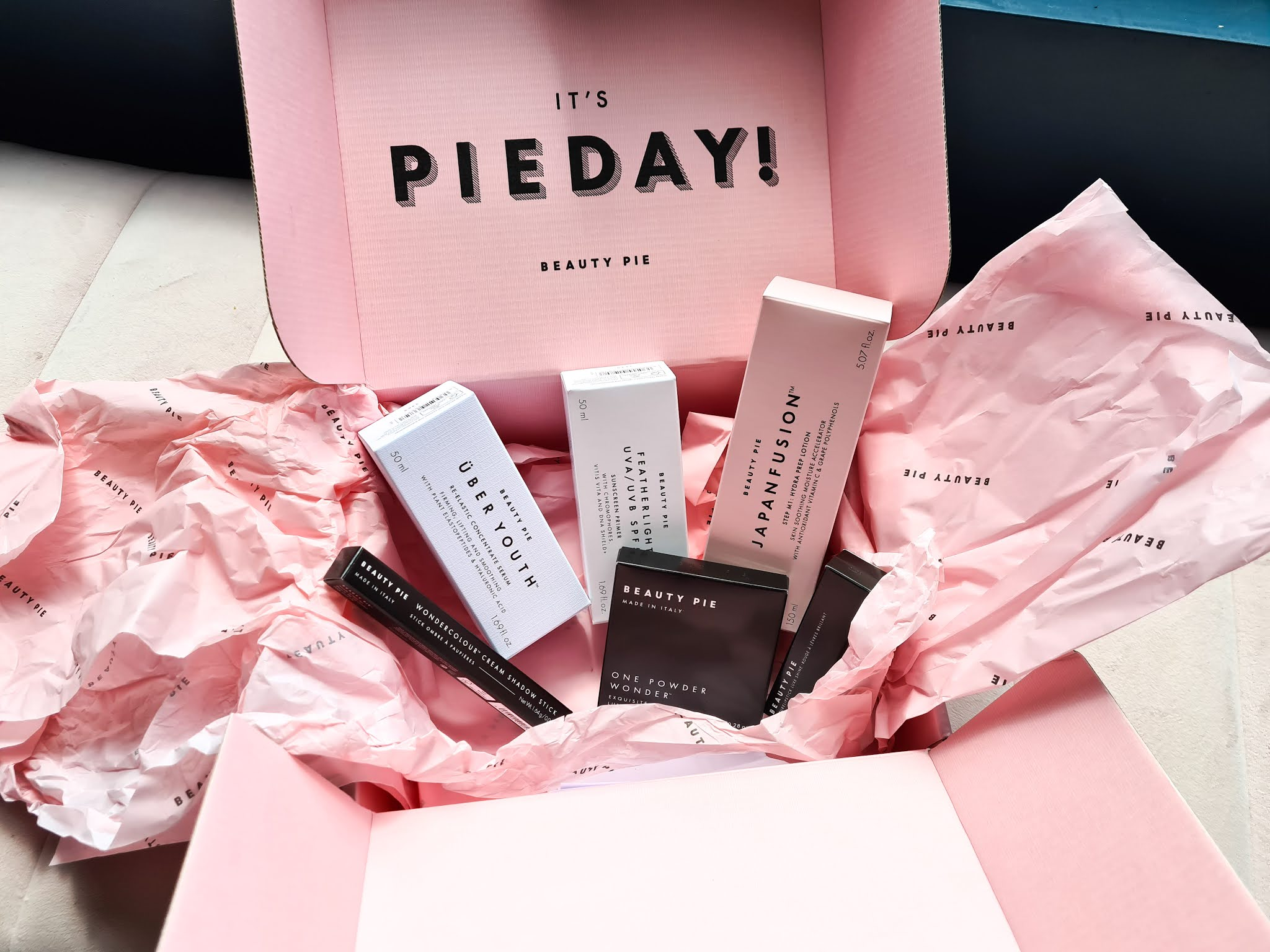 Beauty Pie haul products new in 2020