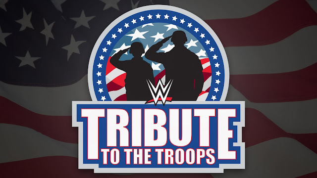 WWE Tribute to the Troops 2020 PPV Live Stream Free Pay-Per-View