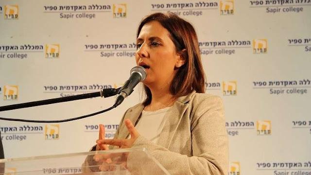 وزيرة إسرائيلية: سيناء أفضل مكان للفلسطينيين لإقامة دولتهم!