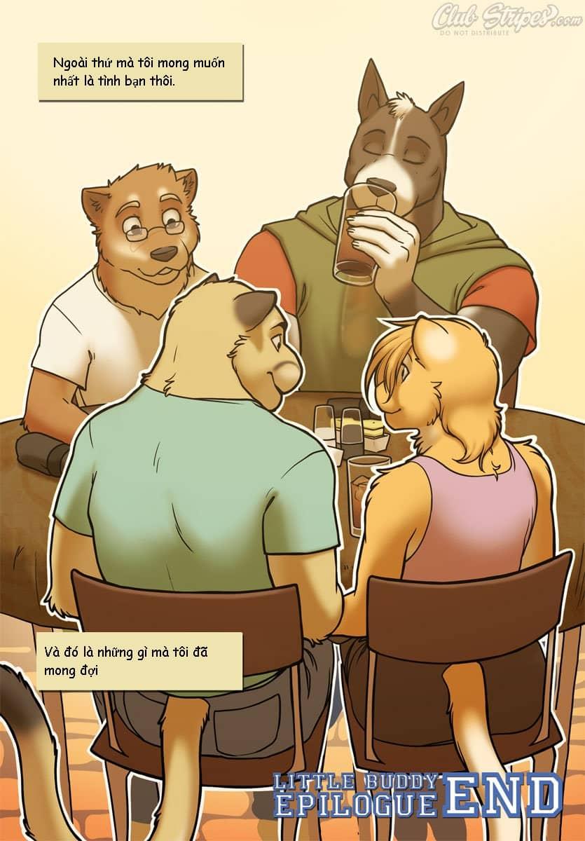 Trang 28 - Người bạn bé nhỏ 3 () - Truyện tranh Gay - Server HostedOnGoogleServerStaging