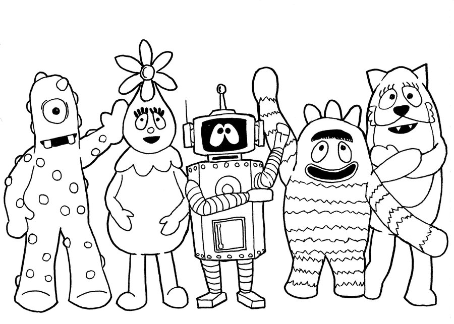 nickjr coloring pages - photo#46