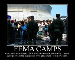 Fema Concentration Camps Guillotine