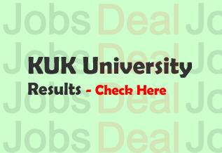 Kurukshetra University Results 2017