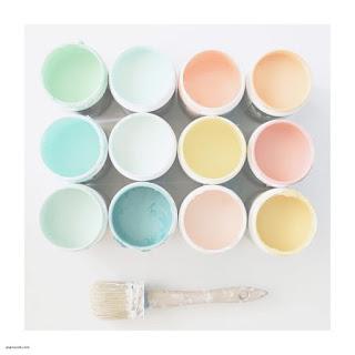 Tông màu Pastel và cách phân loại những gam màu Pastel