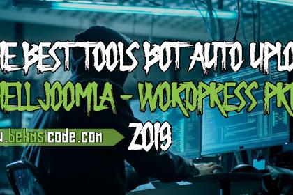 New Exploit Joomla & Wordpress Tool Priv8 2019 - Bekasi Code