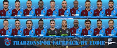 PES 2017 Facepack Trabzonspor by Eddie