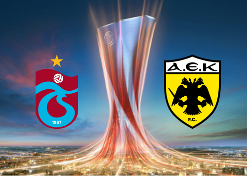 Trabzonspor vs AEK Athens -Highlights 29 August 2019