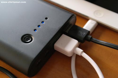 CHOETECH B617Q. Batería externa Quick Charge 3.0.