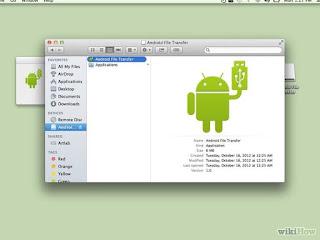 Como se conectar a um Mac com o Android 2