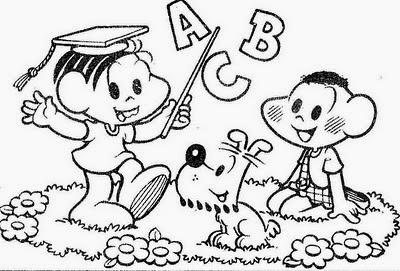 Desenhos Formatura Para Colorir Ensinando Com Carinho