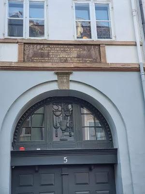 Rumah pendiri Carlsbergh