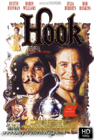 Hook [1080p] [Latino-Ingles] [MEGA]