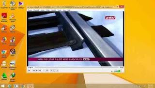 Cara Nonton TV Menggunakan VLC Media Player Terbaru 2019