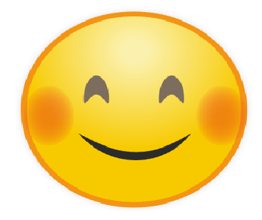 Gambar Emoticon WA Smilling Tersenyum