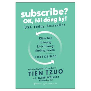Subscribe? OK, Tôi Đăng Ký! ebook PDF EPUB AWZ3 PRC MOBI