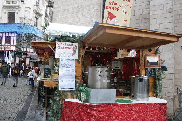 Vino caliente Bruselas  El Ágora de Ángeles
