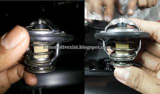 bagi sebuah kendaraan yang mengadopsi sistim pendingin radiator pada bagian mesinnya Perhatikan 4 Poin Ini Agar Thermostat Mobil Awet