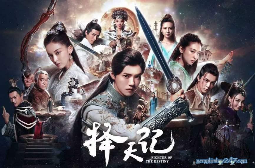 http://xemphimhay247.com - Xem phim hay 247 - Trạch Thiên Ký (2017) - Fighter Of The Destiny (2017)
