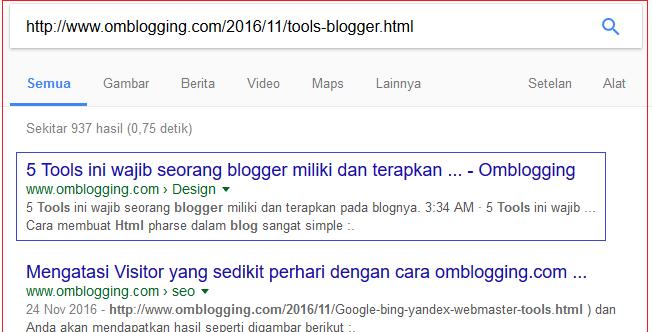 Terlalu Over Optimasi Penyebab Deindex Google, Artikel Hilang Dari Mesin Pencari