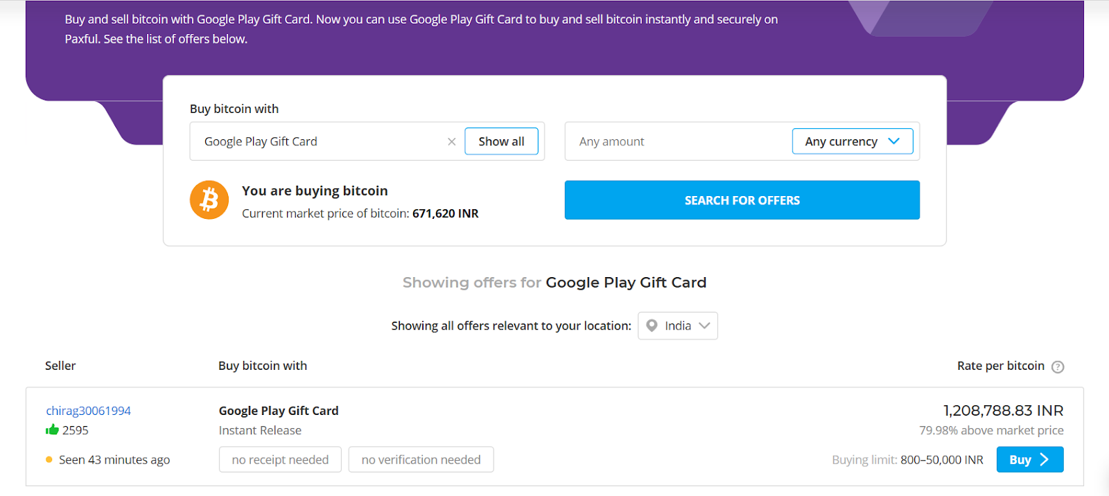 Buy Crypto With Google Play Gift Card Balance