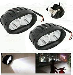 Bright bike light