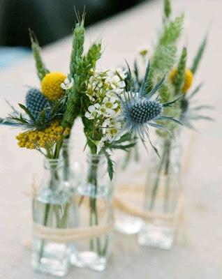 Ätherische und romantische Hochzeitsideen