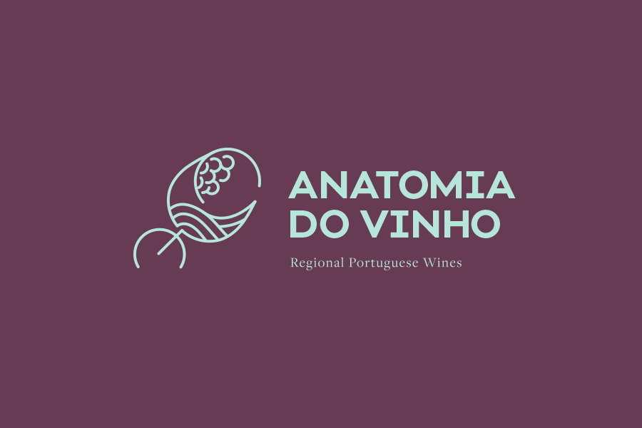 Anatomia-do-Vinho-Logo-by-Gen-Design-Studio-Wine-shop-Portuguese