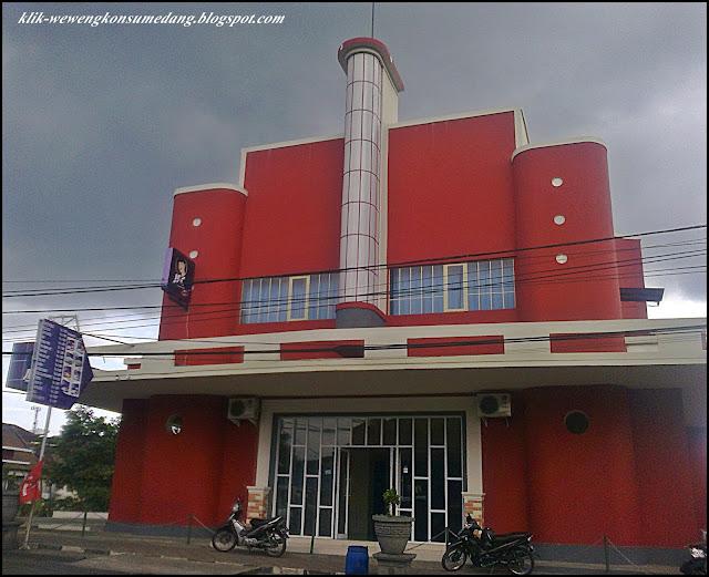 Gedung Pacifik Hariring Kabupaten Sumedang
