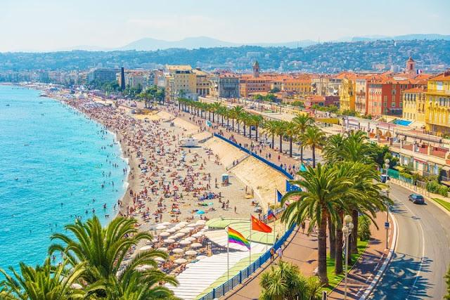 Alugar um carro em Cannes