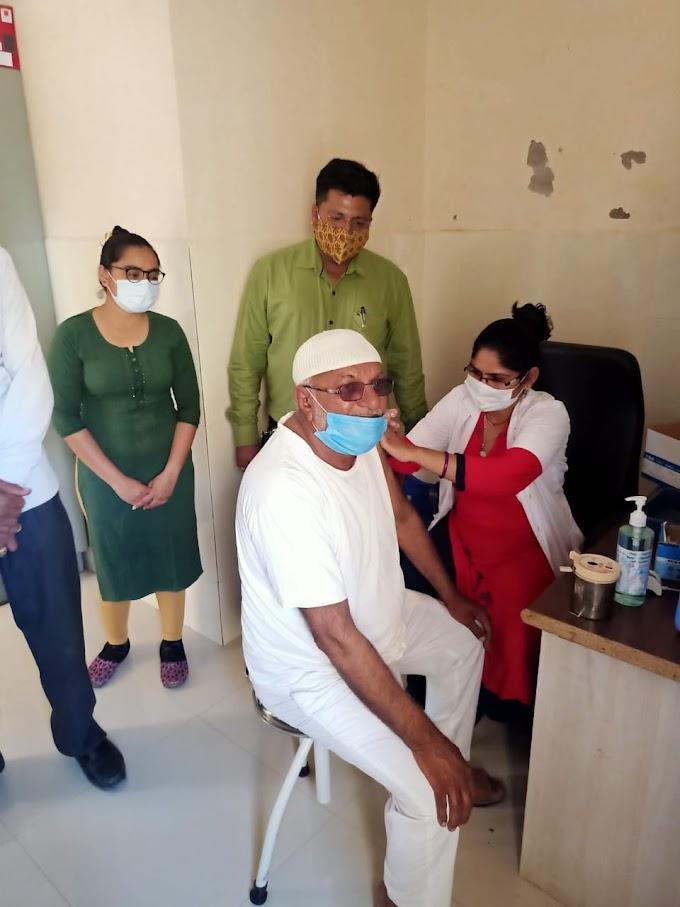 મુન્દ્રા તાલુકામાં કોવિડ રસીકરણને વેગવાન બનાવવા સંકલન સમિતિની બેઠકમાં અપીલ કરાઈ