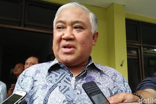 Dukung BEM UI Kritik Jokowi, Din Syamsuddin:Upaya Pembungkaman Tak Bisa Dimatikan!