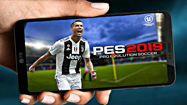 PES 2019 Android Offline 300 MB Patch FTS HD Graphics