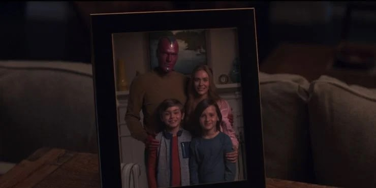 «Ванда/Вижн» (2021) - все отсылки и пасхалки в сериале Marvel. Спойлеры! - 108