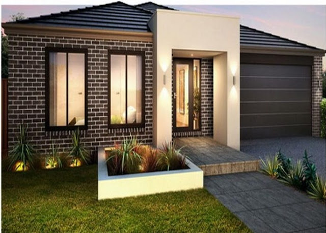 Model Rumah Type 36 Minimalis - Desain Rumah Idaman