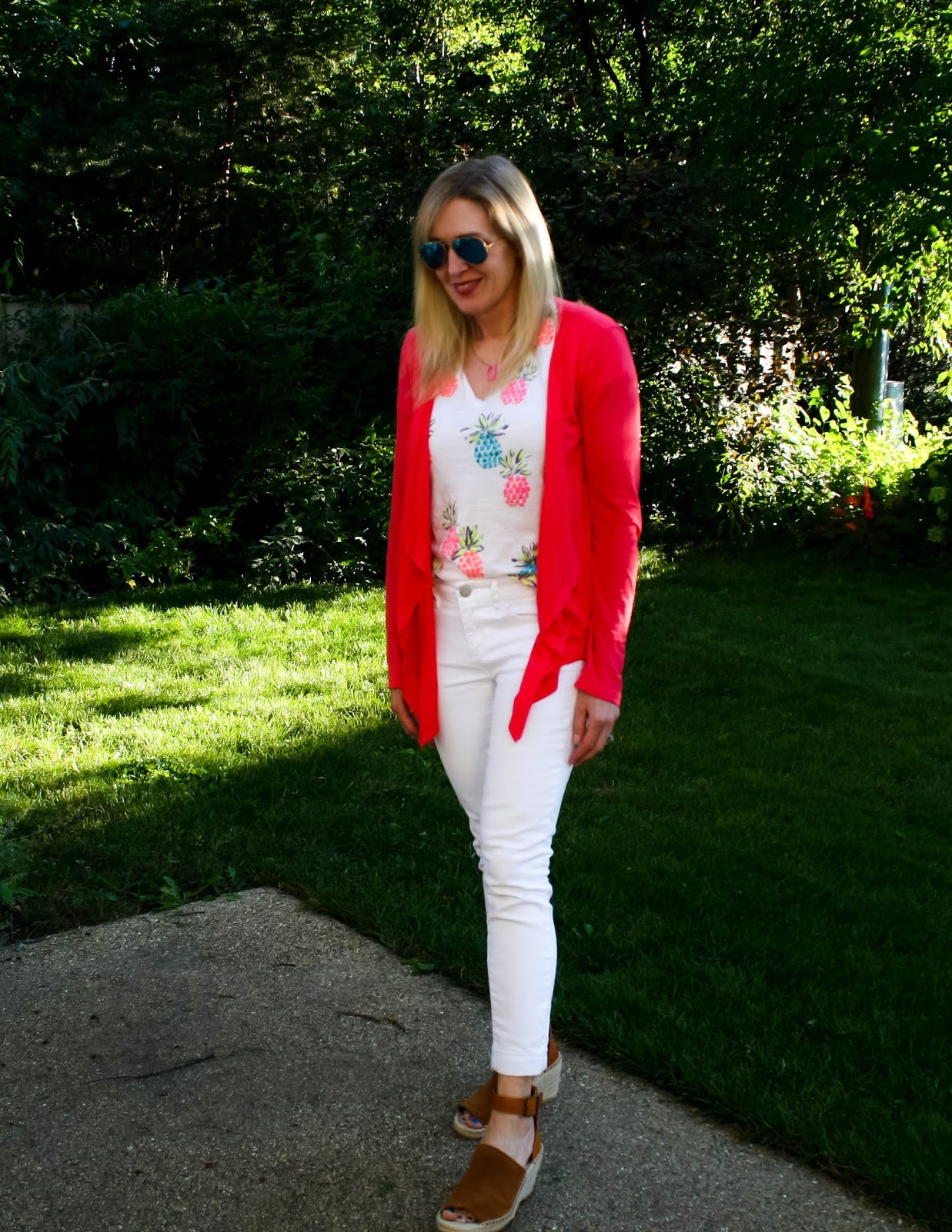 Bright Summer Outfit
