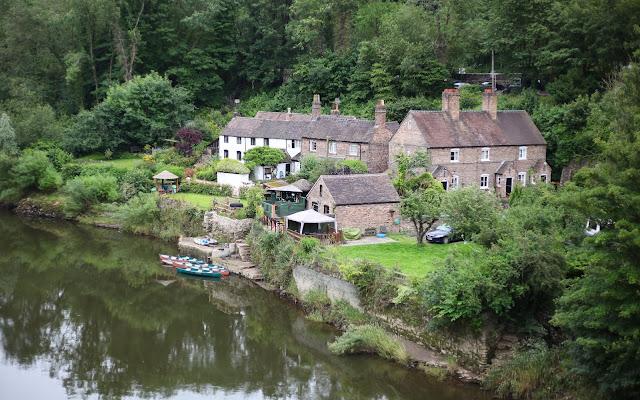 Ironbridge River Severn