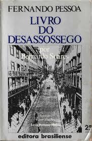"""""""Na Pegada do Livro"""": LIVRO DO DESASSOSSEGO DE FERNANDO PESSOA"""